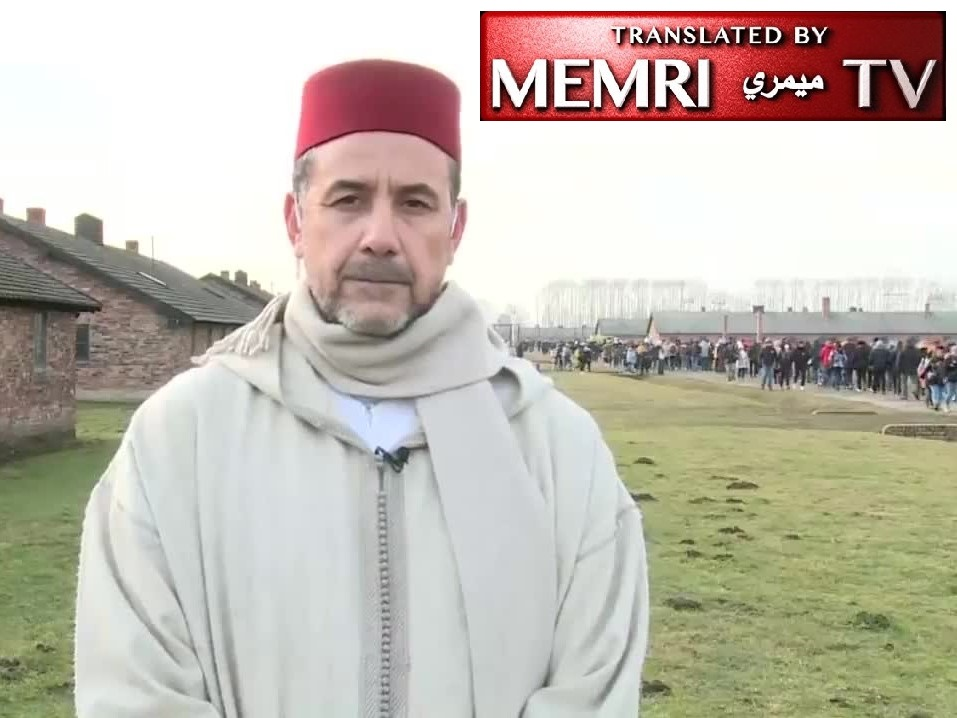 Islamic Scholars Visit Auschwitz-Birkenau; Dr. Ahamd Abadi of Morocco: We Must Learn the Lesson of the Holocaust to Prevent such a Tragedy from Repeating